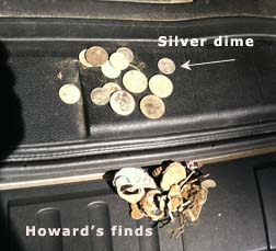 Howard's finds